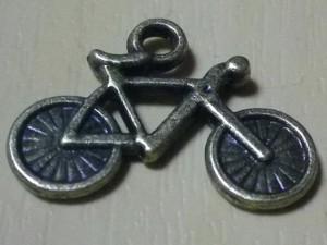 ガールズタウン 自転車チャーム