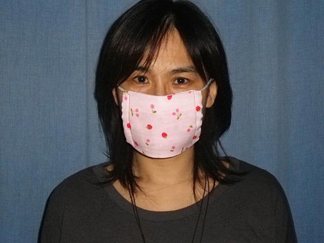 手作りマスク 大人用