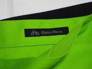 サコッシュ Studio*Roccoロゴ