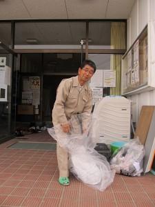 山田町ふるさとセンター 町議会議長さん
