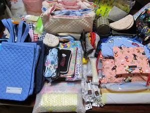 第四便 バッグ、文房具、保育園セット