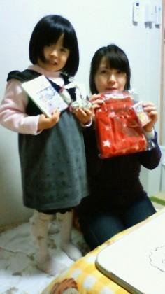 田野畑村 のりかちゃんとママ
