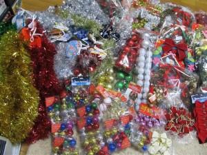 クリスマスプレゼント オーナメント1
