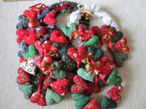 クリスマスプレゼント 大リース2