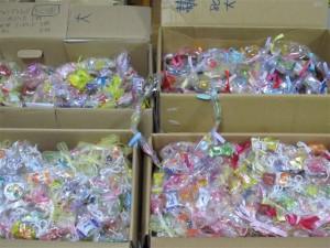 たじちゃんまつり たくさんのキャンディレイ