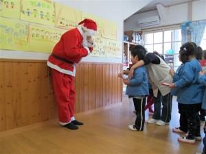 クリスマス便 山田町第一保育所