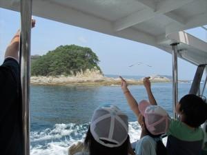 浄土ヶ浜 遊覧船