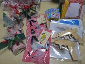 2013クリスマス便 小中学生プレゼント