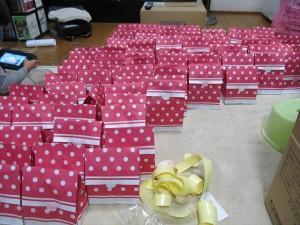 2013クリスマス便 女児向けプレゼント