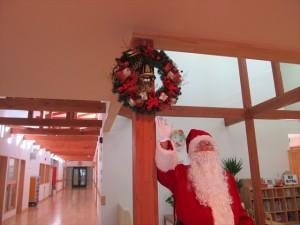 クリスマス便 釜石市 鵜住居保育園