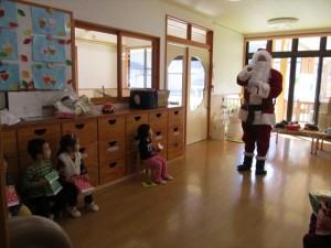 クリスマス便 大槌町 大槌保育園