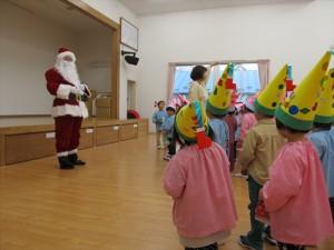 クリスマス便 山田町 山田幼稚園
