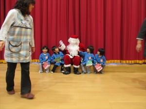 クリスマス便 田野畑村 たのはた児童館