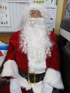 クリスマス便 サンタのおっちゃん