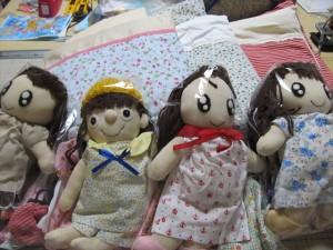 第25便 ごっこ便 お人形セット