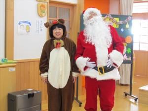 クリスマス便 山田町大沢保育園