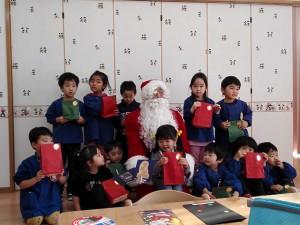 クリスマス便 山田町山田第二保育所