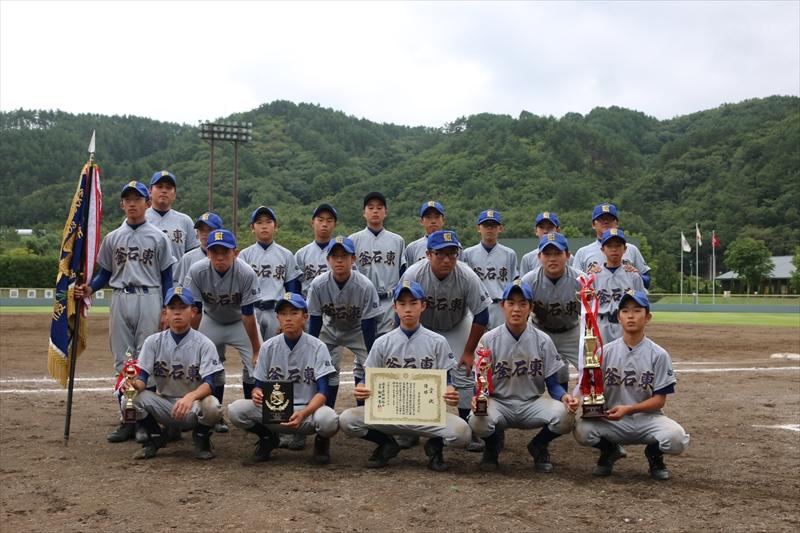釜石東中学野球部