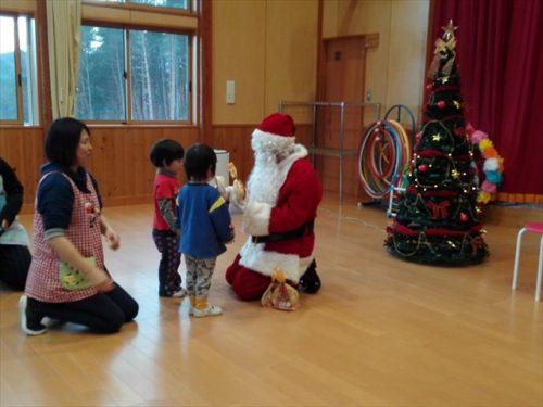 2016クリスマス便 田野畑村たのはた児童館