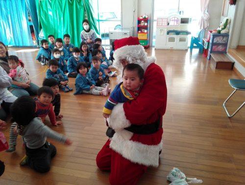 2016クリスマス便 山田町船越保育園