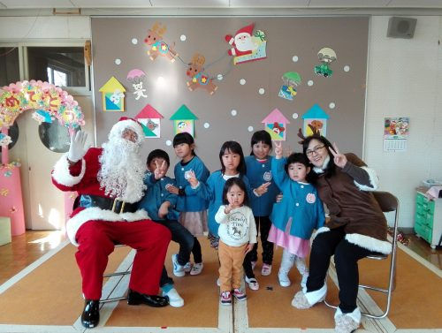 2016クリスマス便 山田町大浦保育園