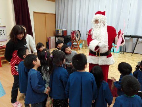 2016クリスマス便 山田町山田第二保育所