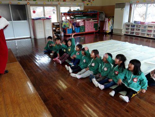 2016クリスマス便 山田町わかば幼稚園