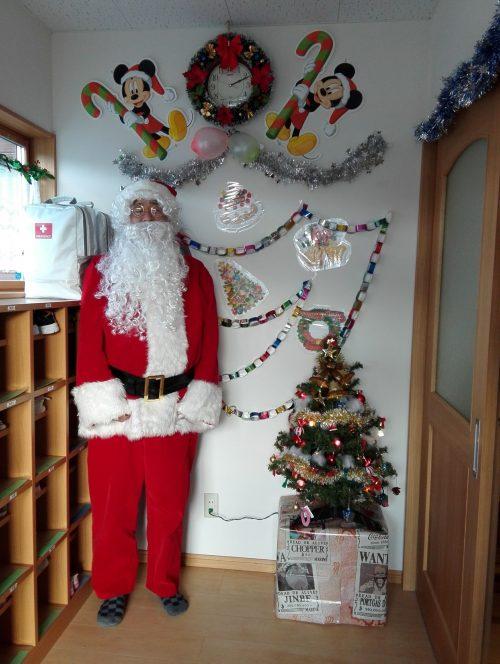 2016クリスマス便 山田町豊間根地区放課後児童クラブ