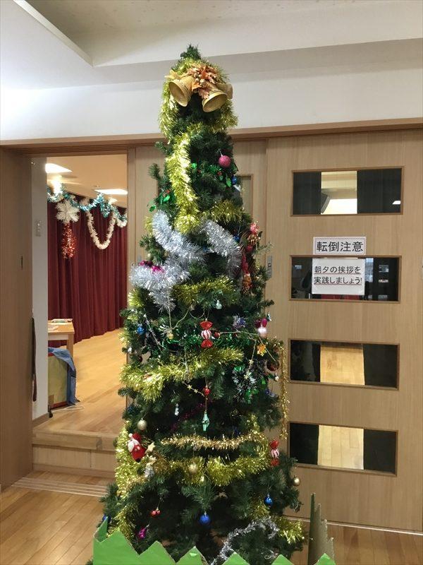 クリスマス便 宮古市赤前保育園
