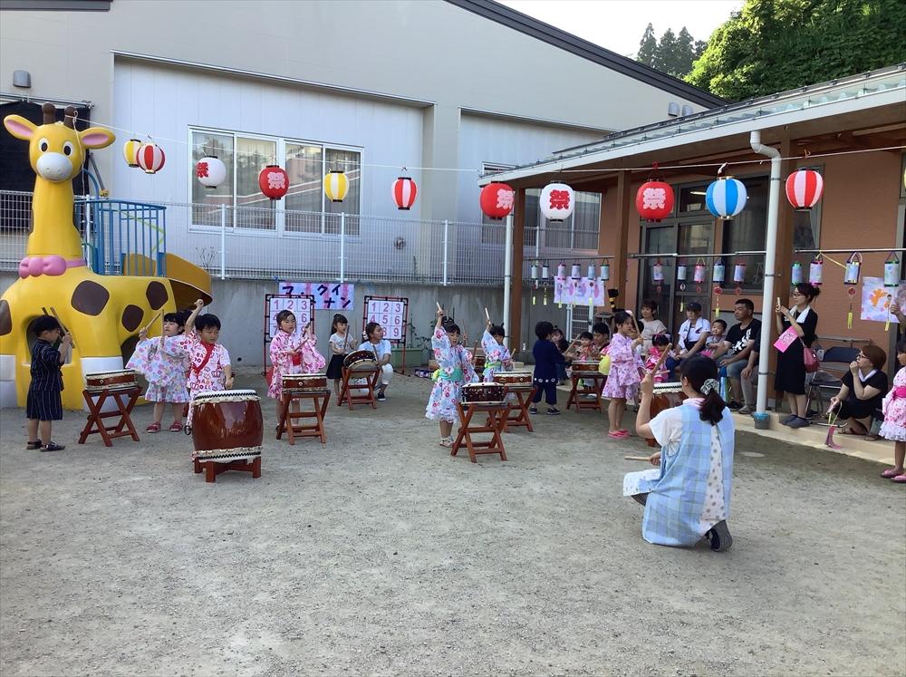2019夏まつり便 山田第二保育所