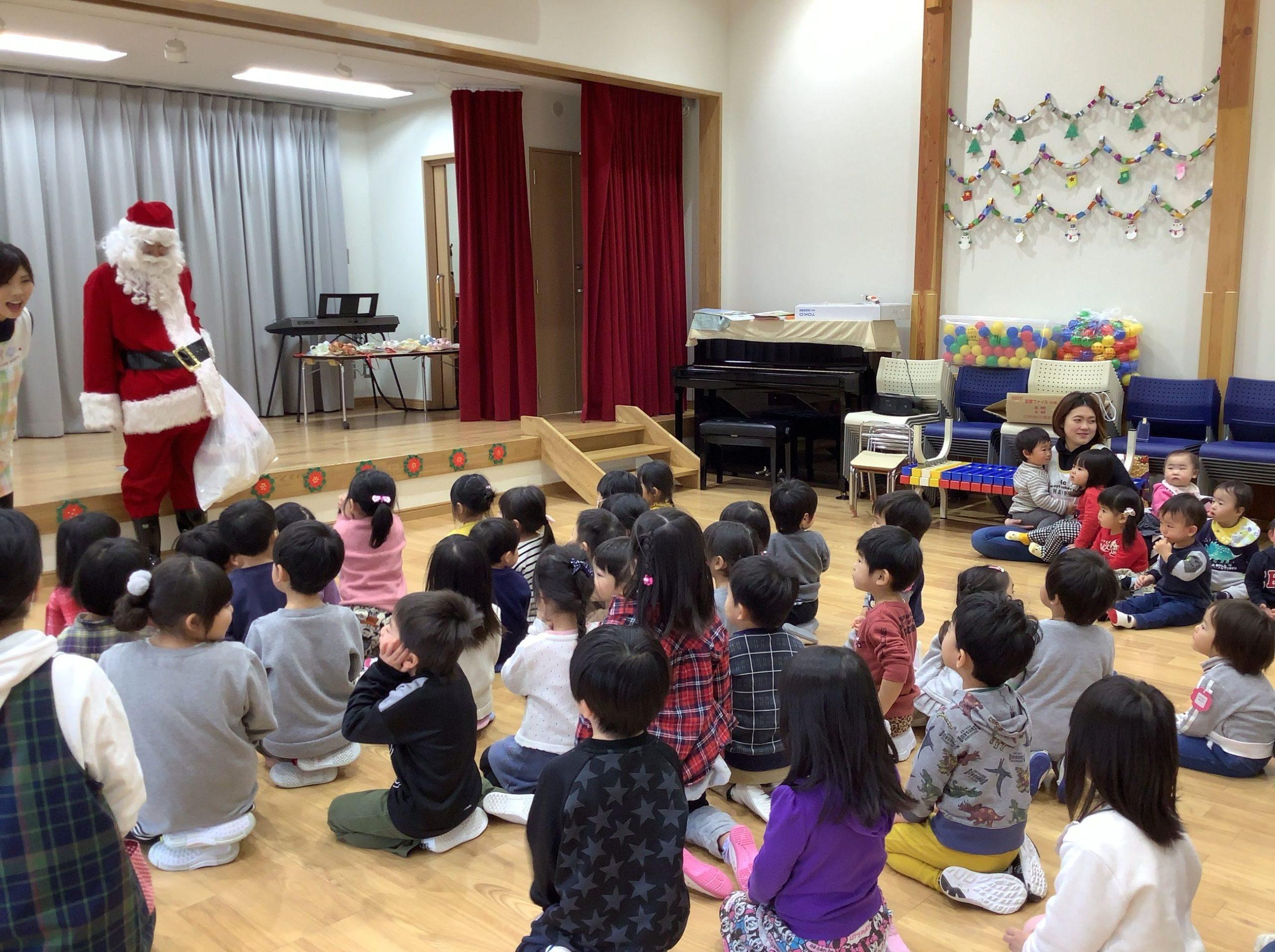 2019クリスマス便 津軽石保育所