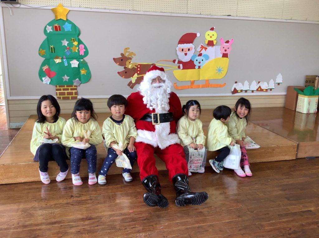 2019クリスマス便 わかば幼稚園