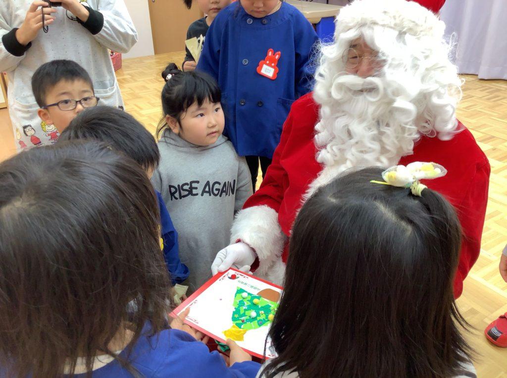 2019クリスマス便 山田第二保育所