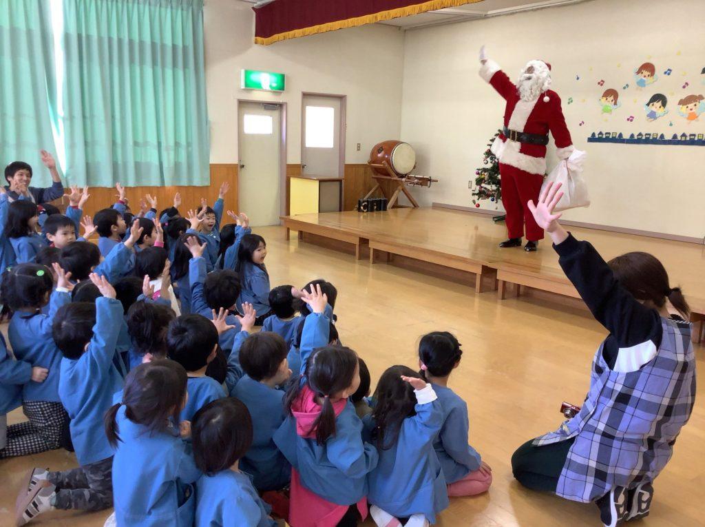 2019クリスマス便 山田第一保育所