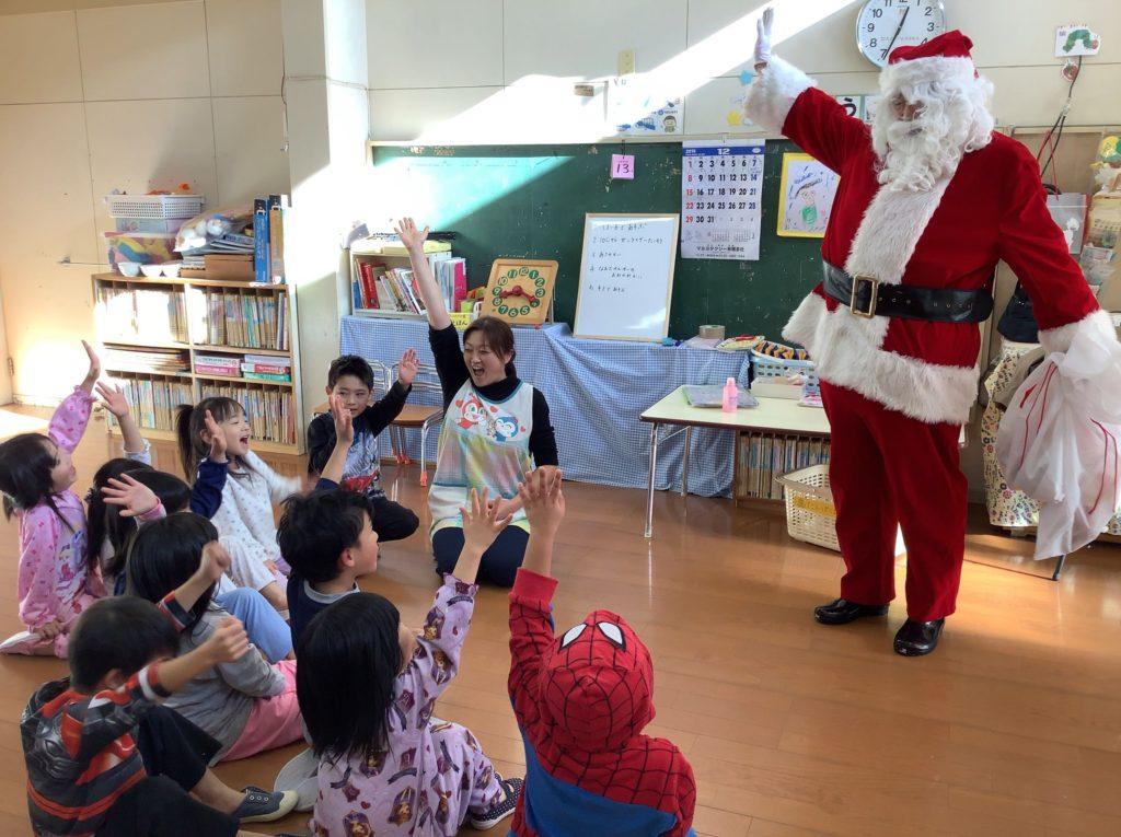 2019クリスマス便 船越保育園